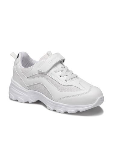 Lumberjack Sky Kız Çocuk Koşu Ayakkabısı Beyaz